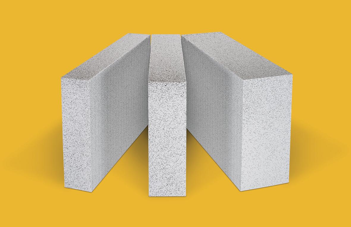 Beton  komórkowy Ytong pod lupą – poznaj właściwości materiału