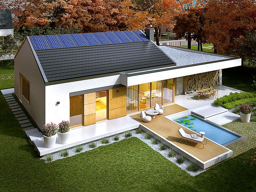Dom energooszczędny – rozważny plan budowy