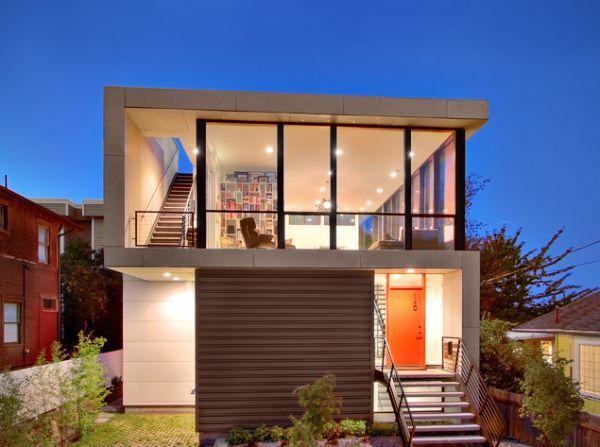 projekty domów z płaskim dachem bat (1)