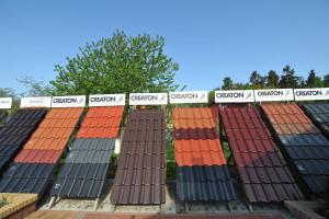Składowanie poszczególnych materiałów budowlanych